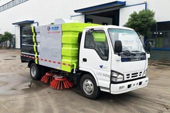 Isuzu 5000L CLW5070TSLQ Road Sweeper Truck