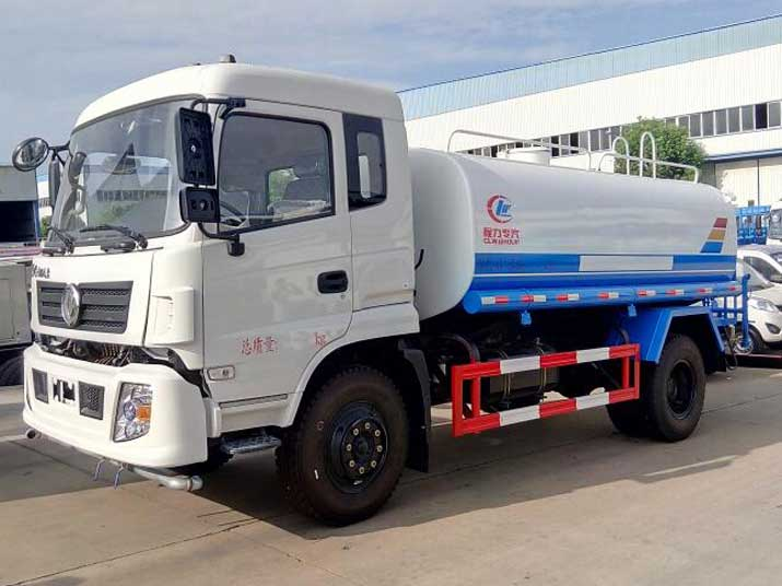 Dongfeng 15000L CLW5175GSSE5  Water Tank Truck