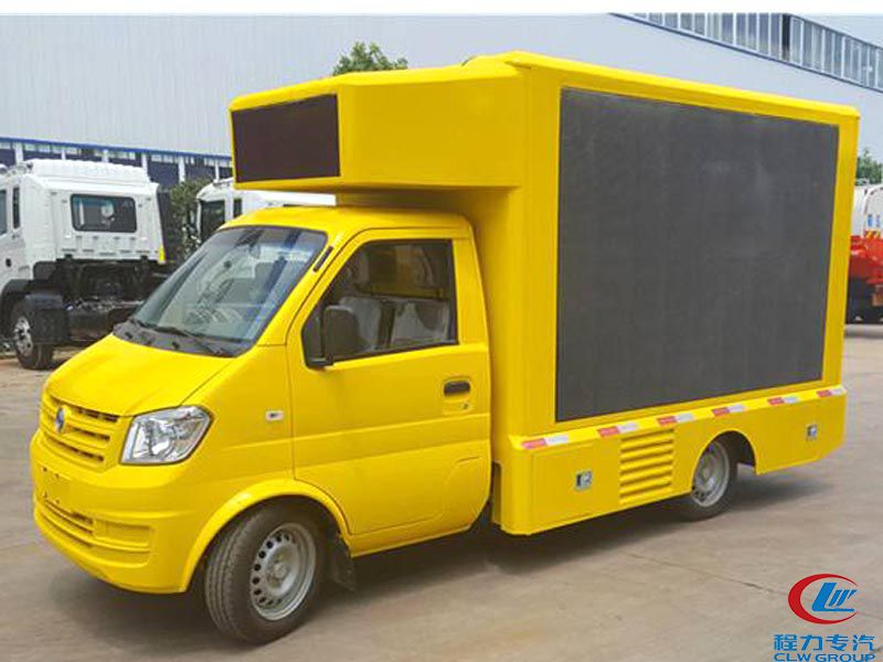 dongfeng LED truck9