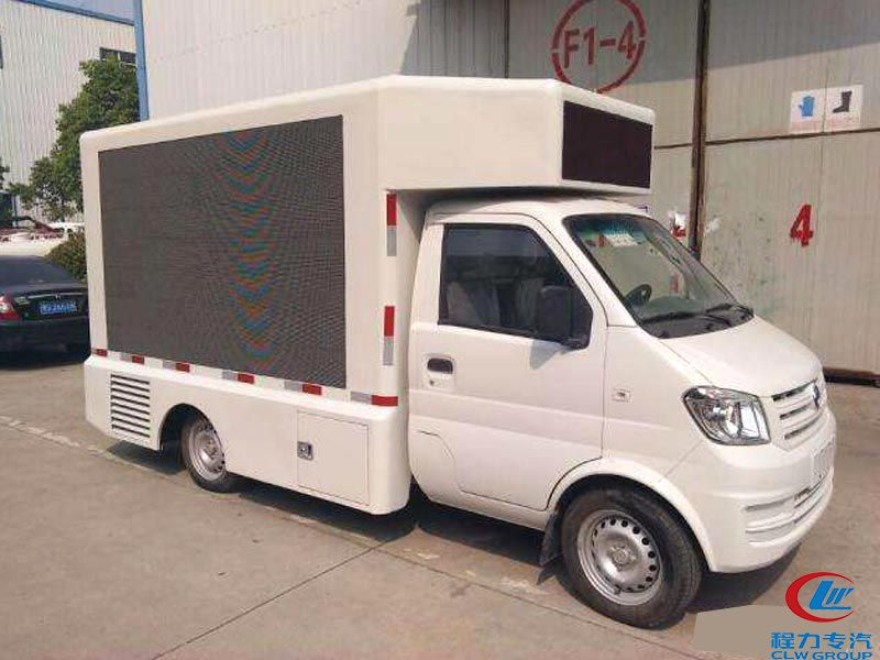 dongfeng LED truck7