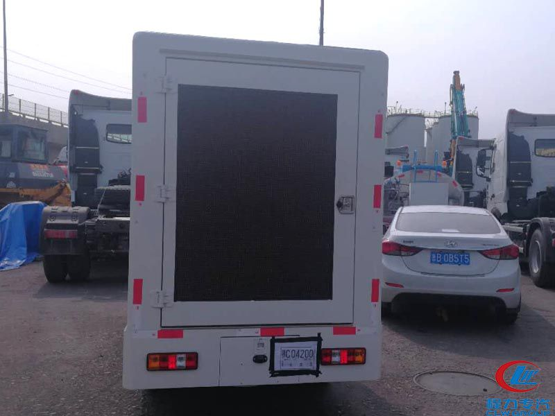 dongfeng LED truck8