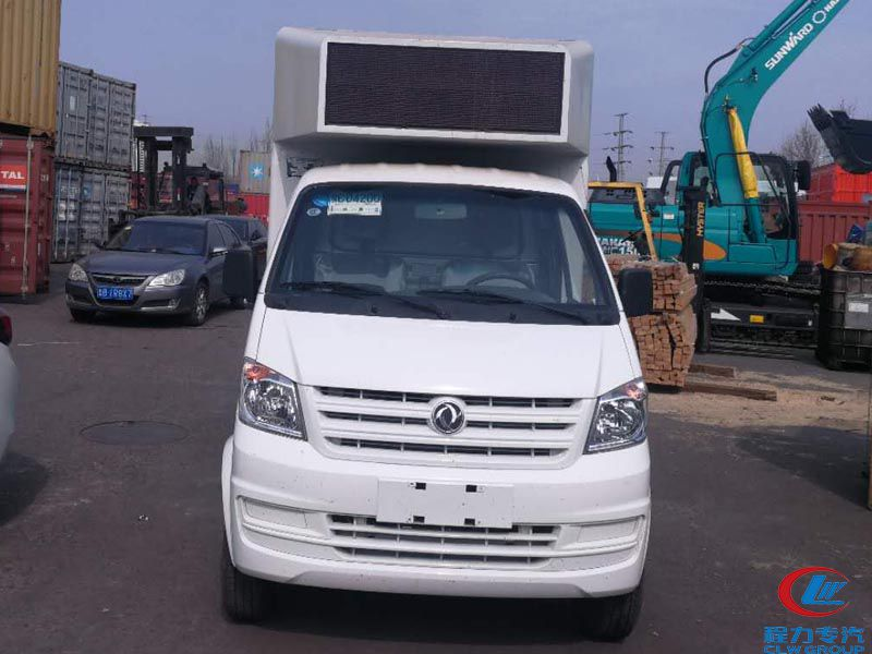 dongfeng LED truck3