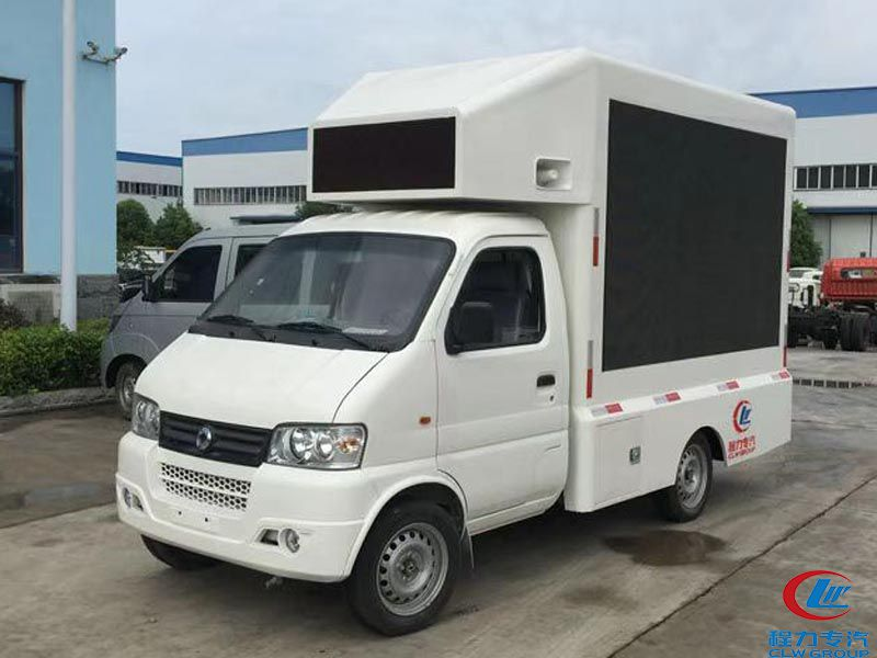 dongfeng LED truck6