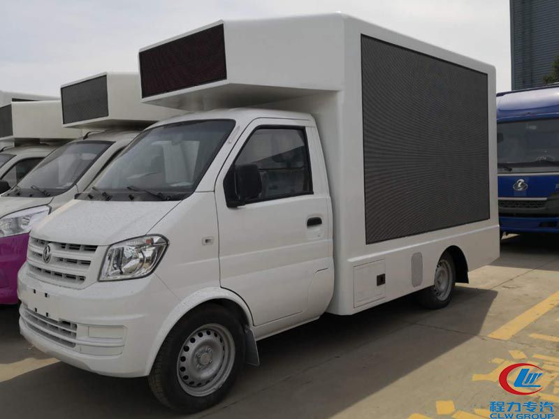dongfeng LED truck4