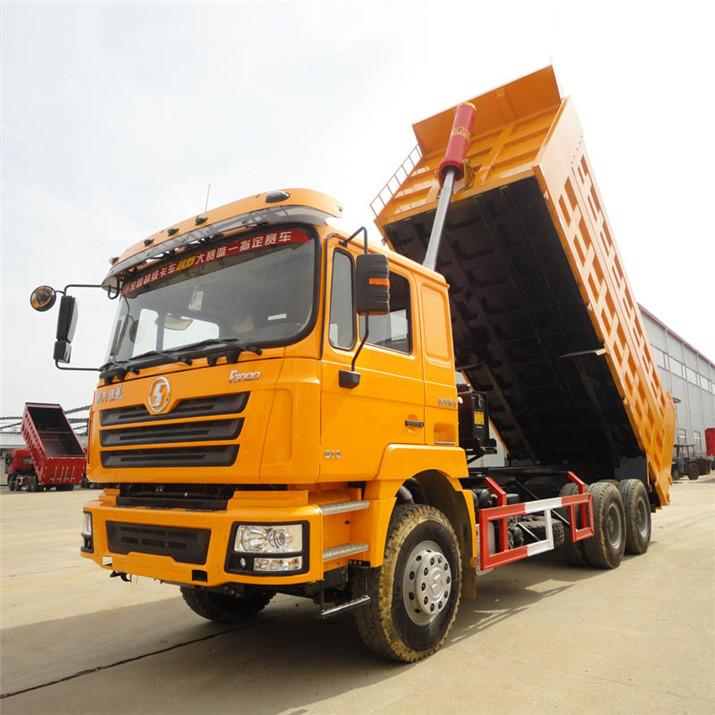 heavy duty dump Lorry1